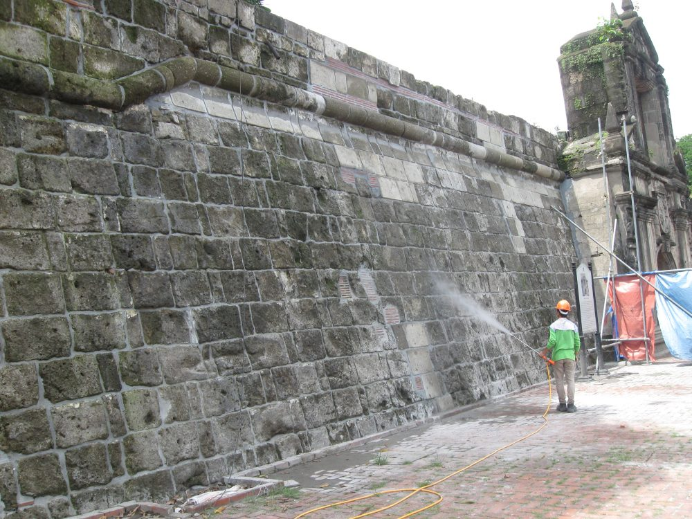 2. Fort Santiago_Front Walls_Selection9