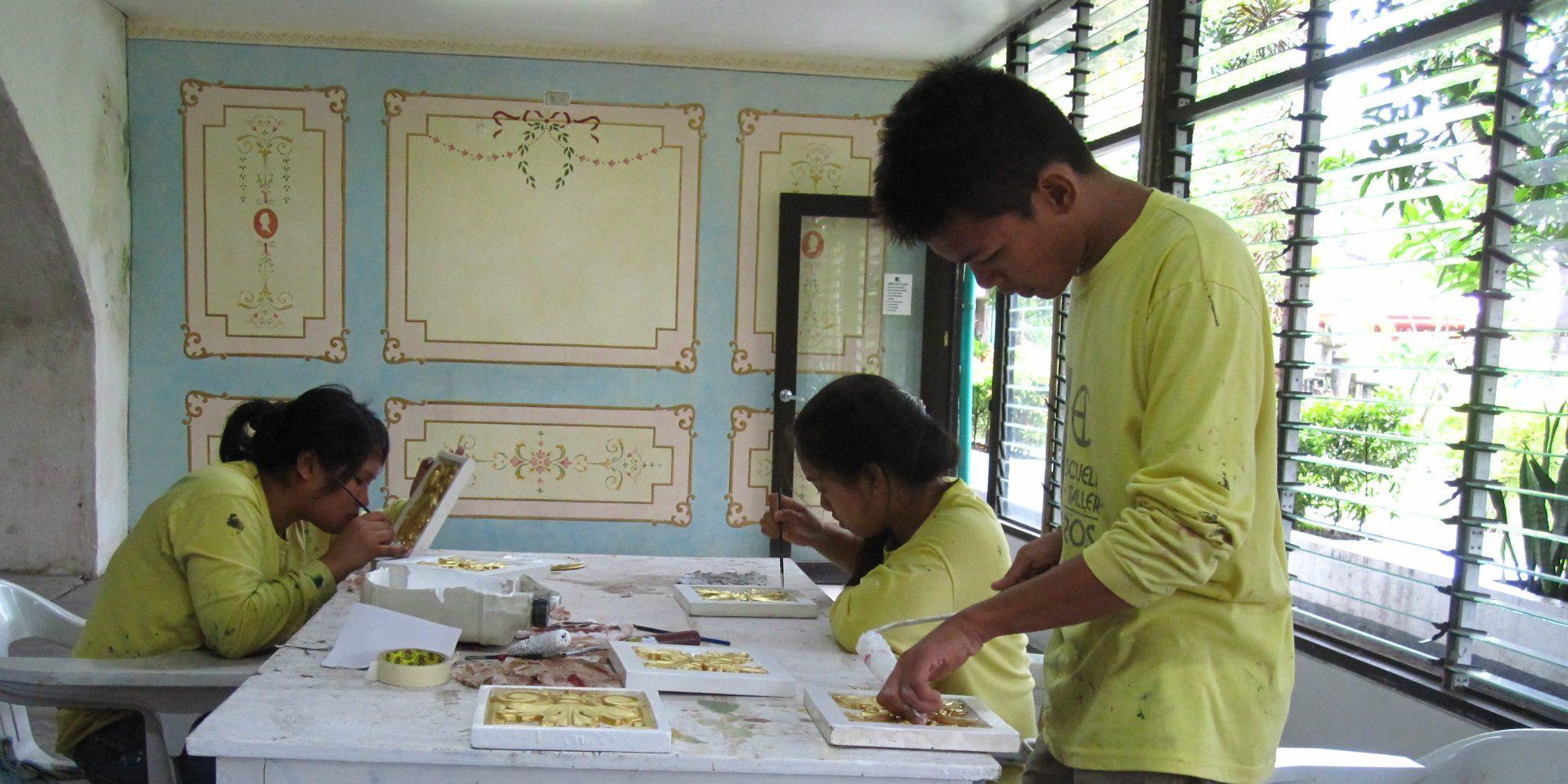 Workshop Painting 5