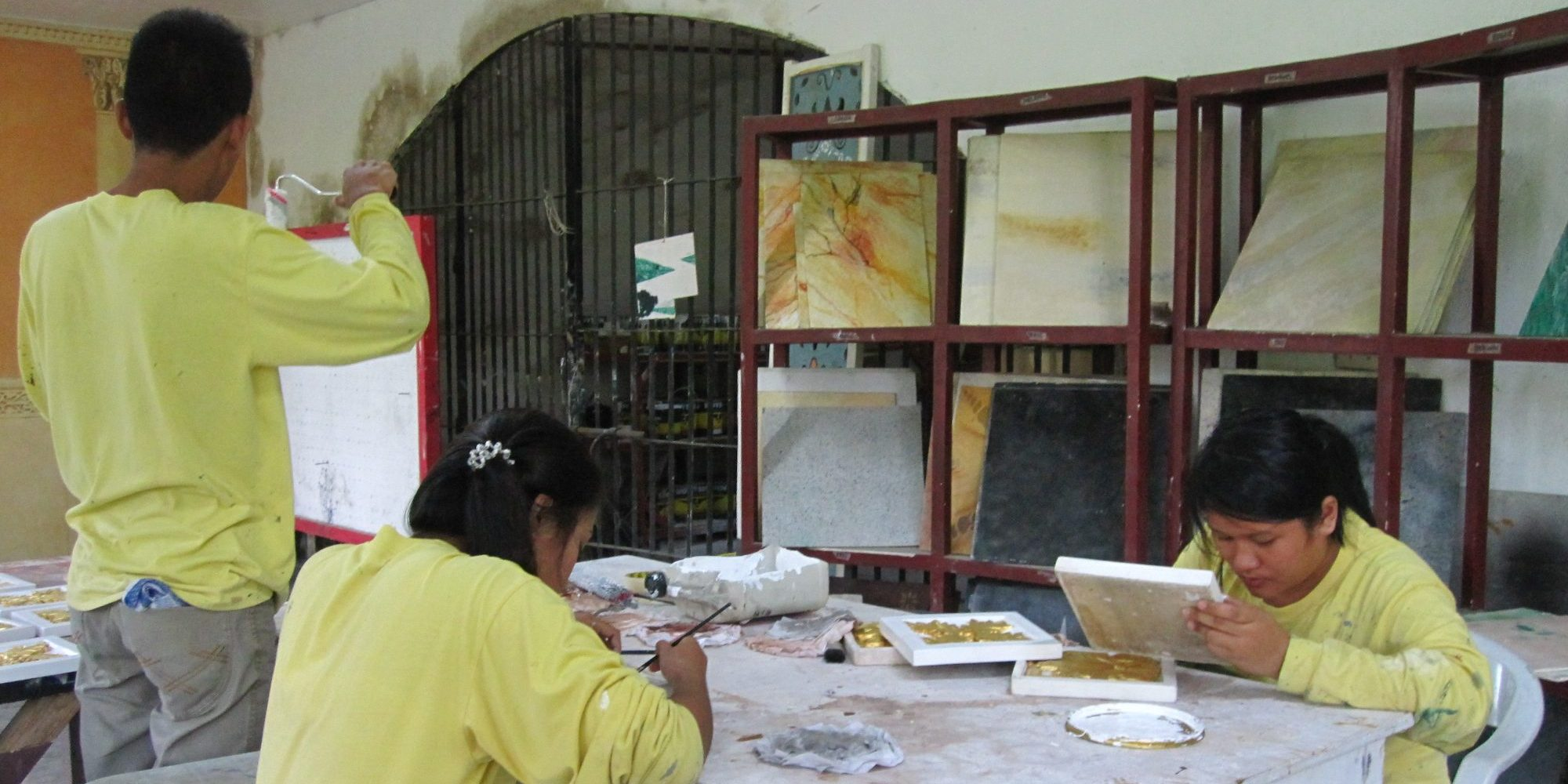 Workshop Painting 7