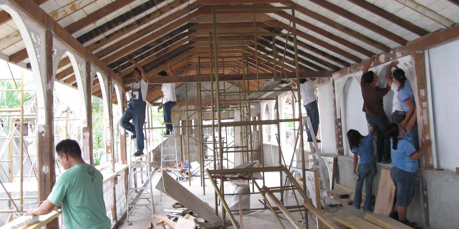 Workshops Carpentry 21